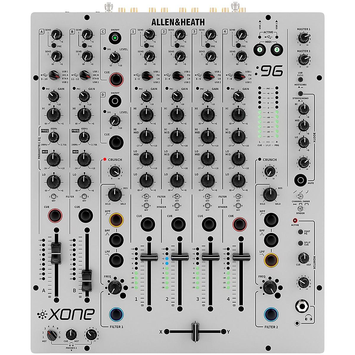 Allen & Heath XONE:96 4-Channel Analog DJ Mixer