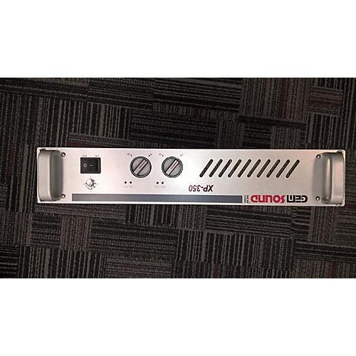 Gem Sound XP-350 Power Amp
