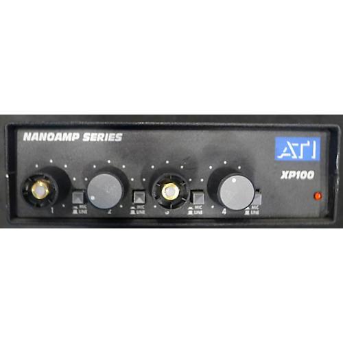 ATI XP100 Mixer