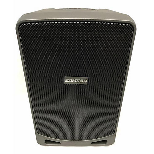 Samson XP106W Powered Speaker