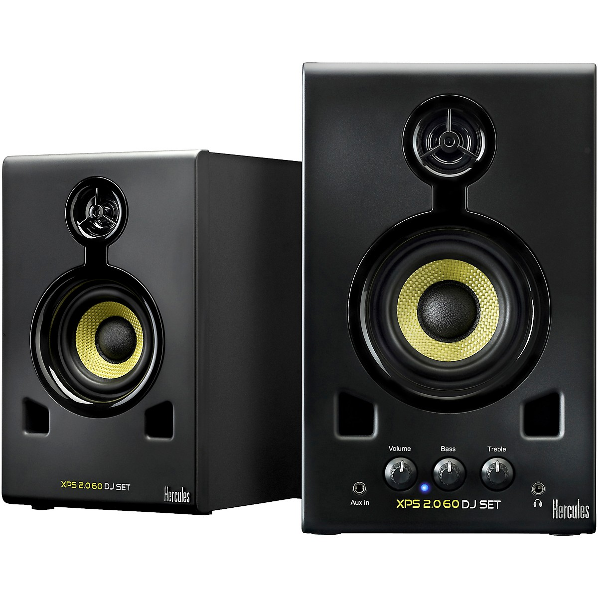 Hercules DJ XPS 2.0 60 DJ Multimedia Speakers