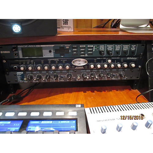 Ashly Audio XR1001 Stereo Crossover