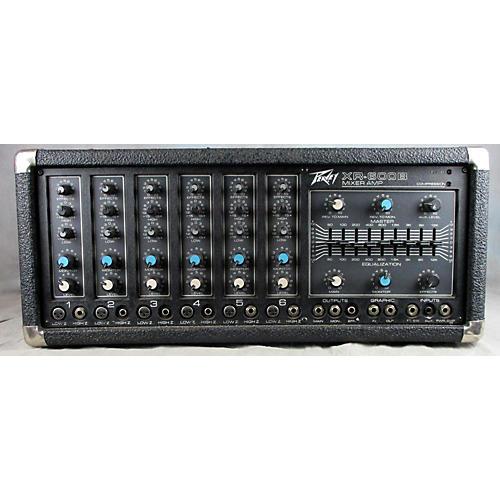 Peavey XR600B Powered Mixer