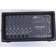 Peavey XR600G Powered Mixer