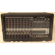 Peavey XR684 Powered Mixer