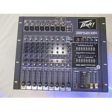 Peavey XR800F Powered Mixer