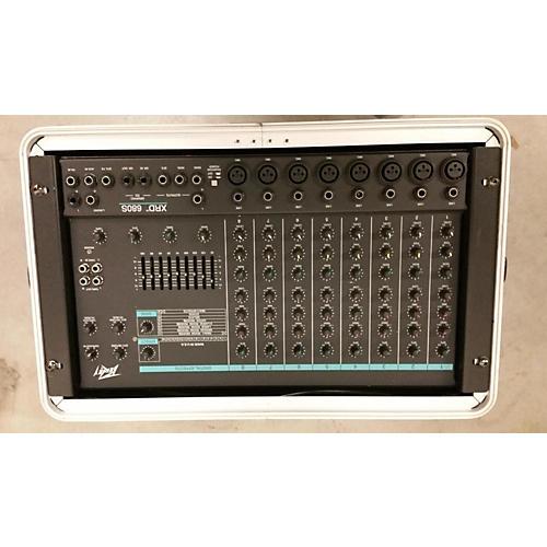 Peavey XRD680S Powered Mixer