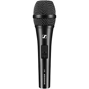 Sennheiser XS 1 Wired Dynamic Microphone Black