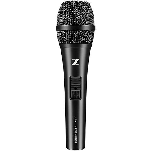 sennheiser xs 1 wired dynamic microphone black guitar center. Black Bedroom Furniture Sets. Home Design Ideas