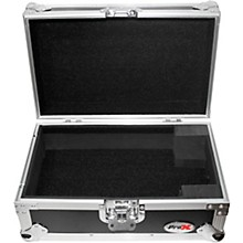ProX XS-CDi ATA-Style Flight Road Case for Medium Format CD and Media Players, Pioneer CDJ-200 Level 1 Black/Chrome