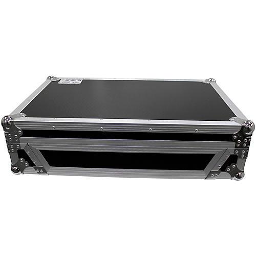 ProX XS-DDJ1000 W Black ATA Flight Case for Pioneer DDJ-1000 DJ Controller
