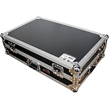 ProX XS-DJRXWLT ATA Style Flight Road Case with Sliding Laptop Shelf and Wheels for XDJ-RX DJ Controller