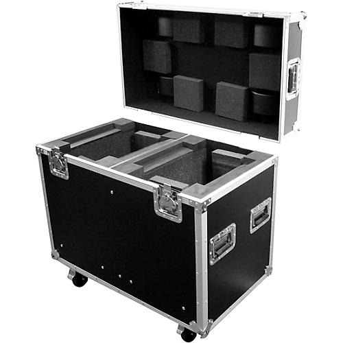 ProX XS-MH250X2W ATA Road Case with Wheels for Moving-Head Lights