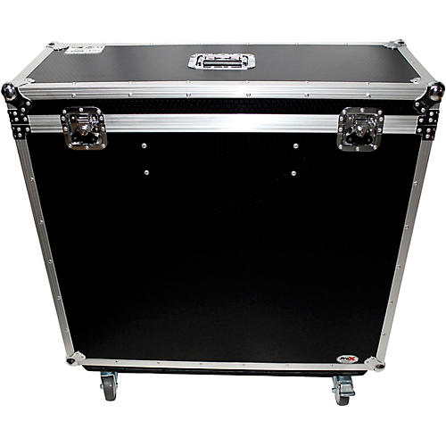 ProX XS-MIDM32DHW Flight Case For Midas M32 With Doghouse And Wheels