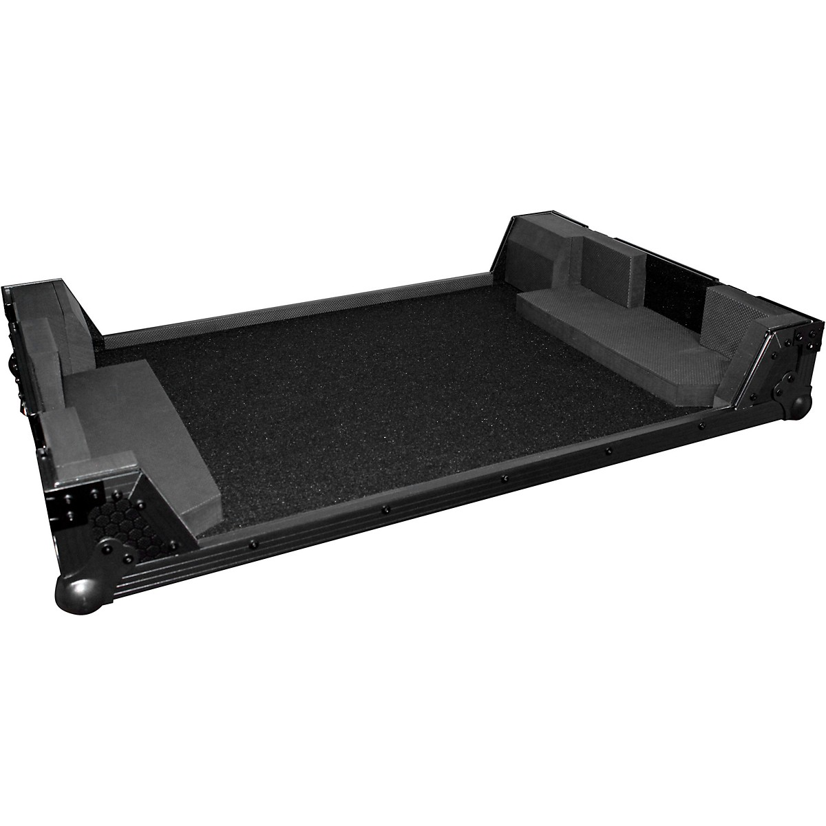 ProX XS-NS7IIIW ATA Style Flight Road Case for Numark NS7II and NS7III DJ Controllers, Black