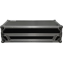 ProX XS-NS7IIIWLT ATA-Style Flight Road Case with Wheels and Sliding Laptop Shelf for Numark NS7III and NS7II DJ Controllers Level 1 Black/Chrome