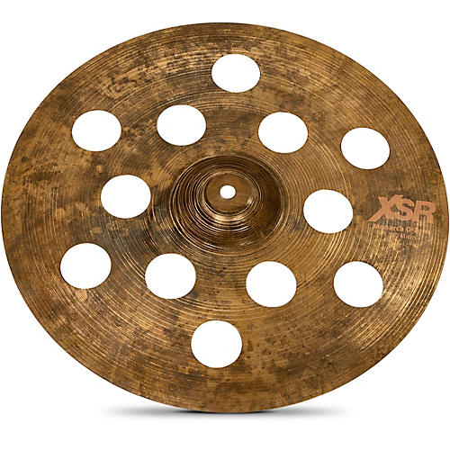 Sabian XSR Monarch O-Zone Crash Cymbal