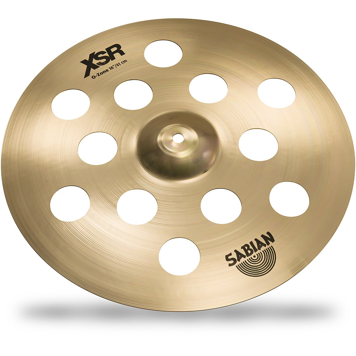 Sabian XSR O-Zone Crash