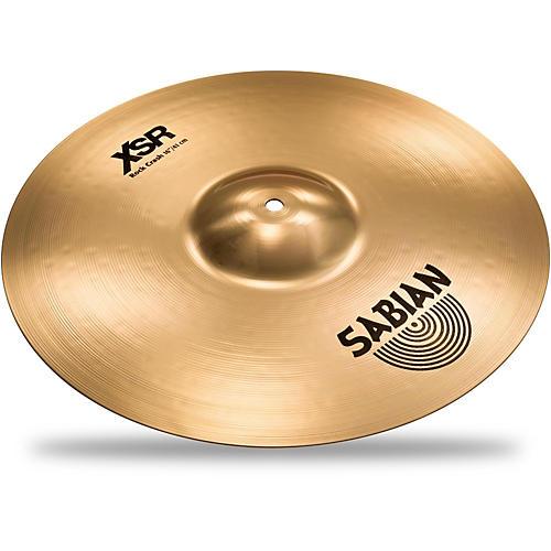 Sabian XSR Series Rock Crash Cymbal