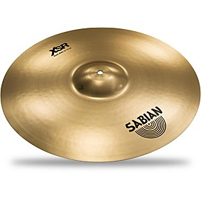sabian xsr series rock ride cymbal 20 in guitar center. Black Bedroom Furniture Sets. Home Design Ideas
