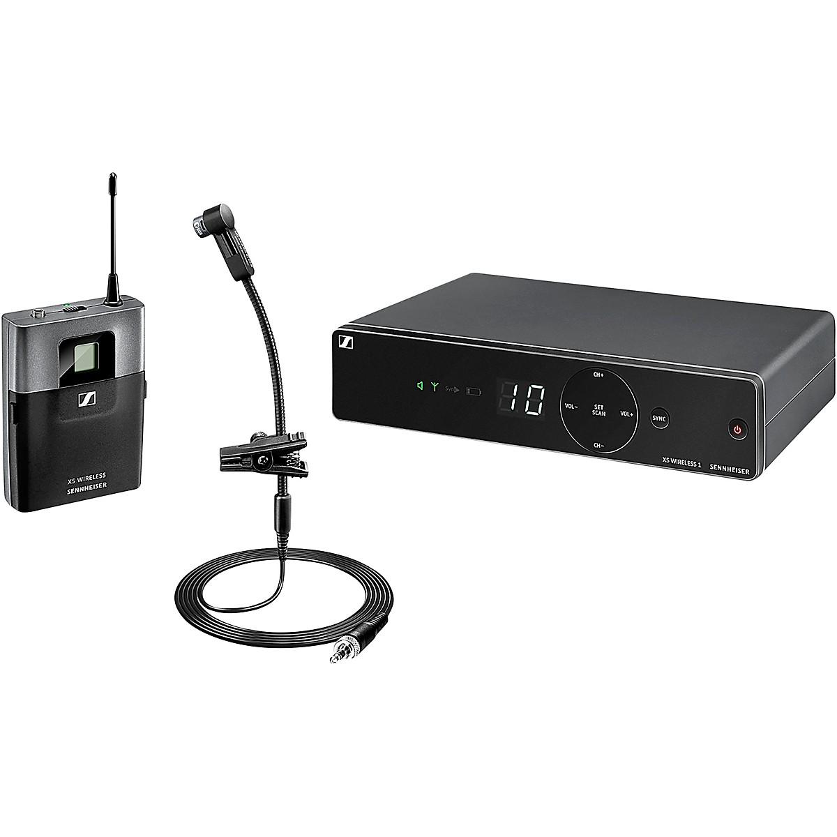 Sennheiser XSW 1-908 Brass Instrument Wireless Microphone System