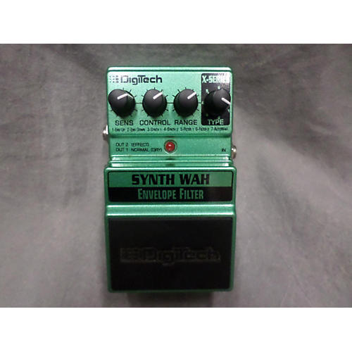 DigiTech XSW Synth Wah Envelope Filter Effect Pedal