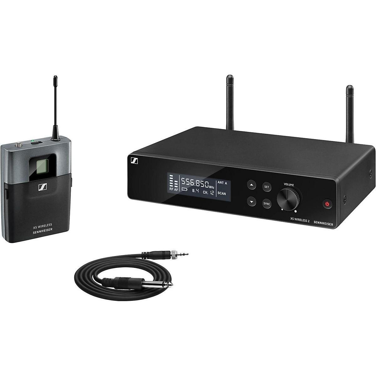 Sennheiser XSW2-CI1-A  Instrument Wireless System