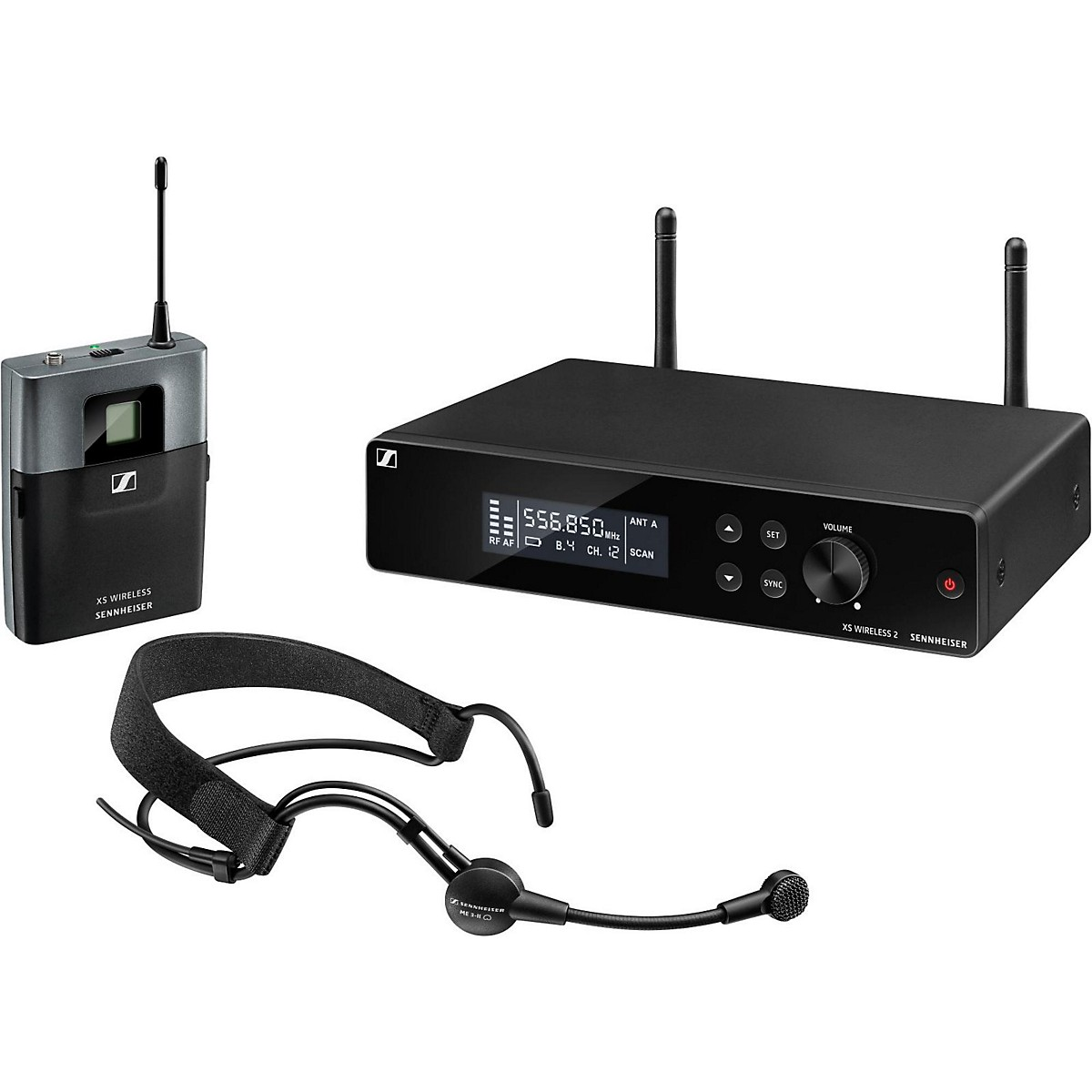 Sennheiser XSW2-ME3 Headset Wireless System