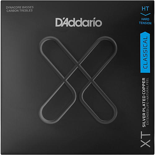 D'Addario XT Dynacore Fluorocarbon Classical Strings