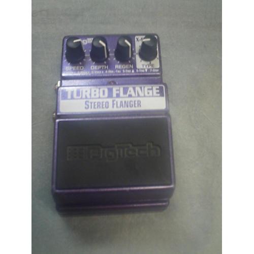Digitech XTF Turbo Flanger Effect Pedal