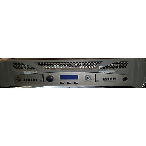 Crown XTI2002 Power Amp
