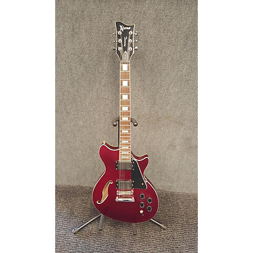 used esp xtone ps 2 hollow body electric guitar guitar center. Black Bedroom Furniture Sets. Home Design Ideas