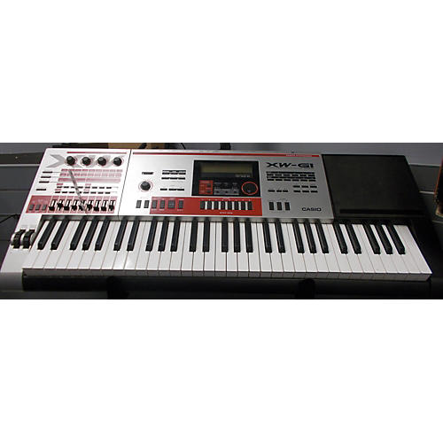 Casio XW-G1 Production Controller