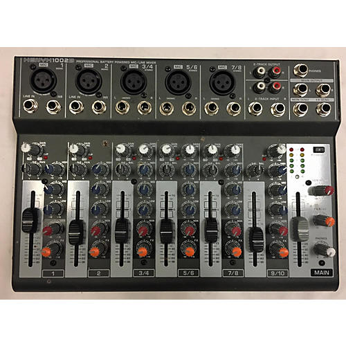 Behringer Xenyx 1002B Unpowered Mixer