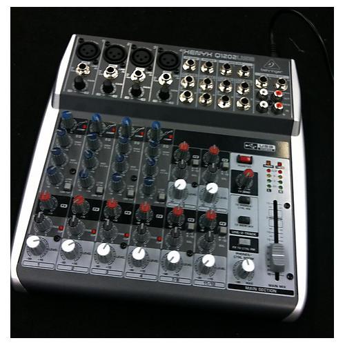 Behringer Xenyx Q1202USB Unpowered Mixer