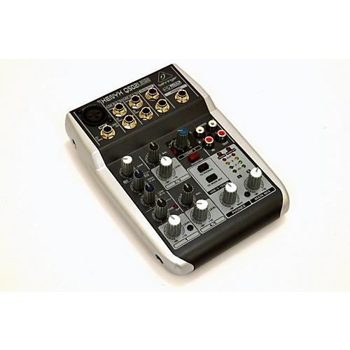Behringer Xenyx Q502USB Unpowered Mixer