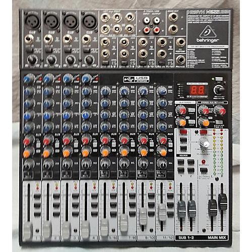 Behringer Xenyx X1622USB Unpowered Mixer