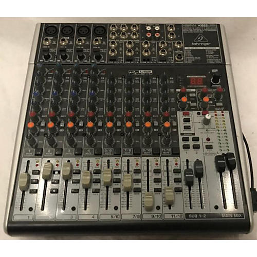 Behringer Xenyx X1622USB Unpowered Mixer