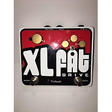 Pigtronix Xl Fat Drive Effect Pedal