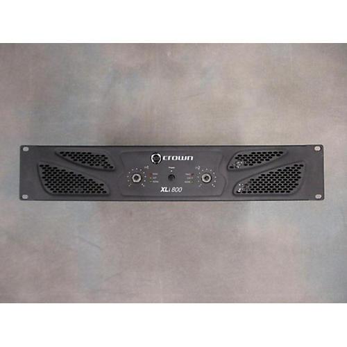 Crown Xli800 Power Amp