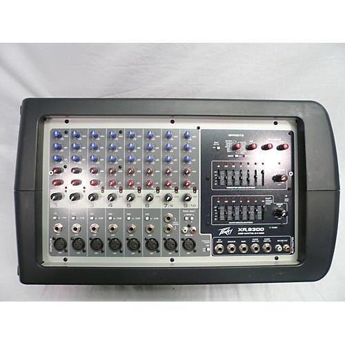 Peavey Xr8300 Power Amp