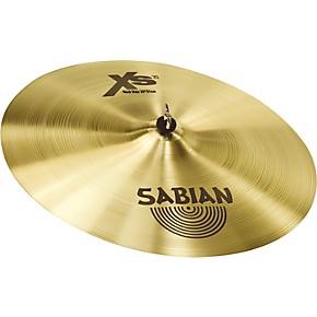 sabian xs20 brilliant rock ride cymbal guitar center. Black Bedroom Furniture Sets. Home Design Ideas