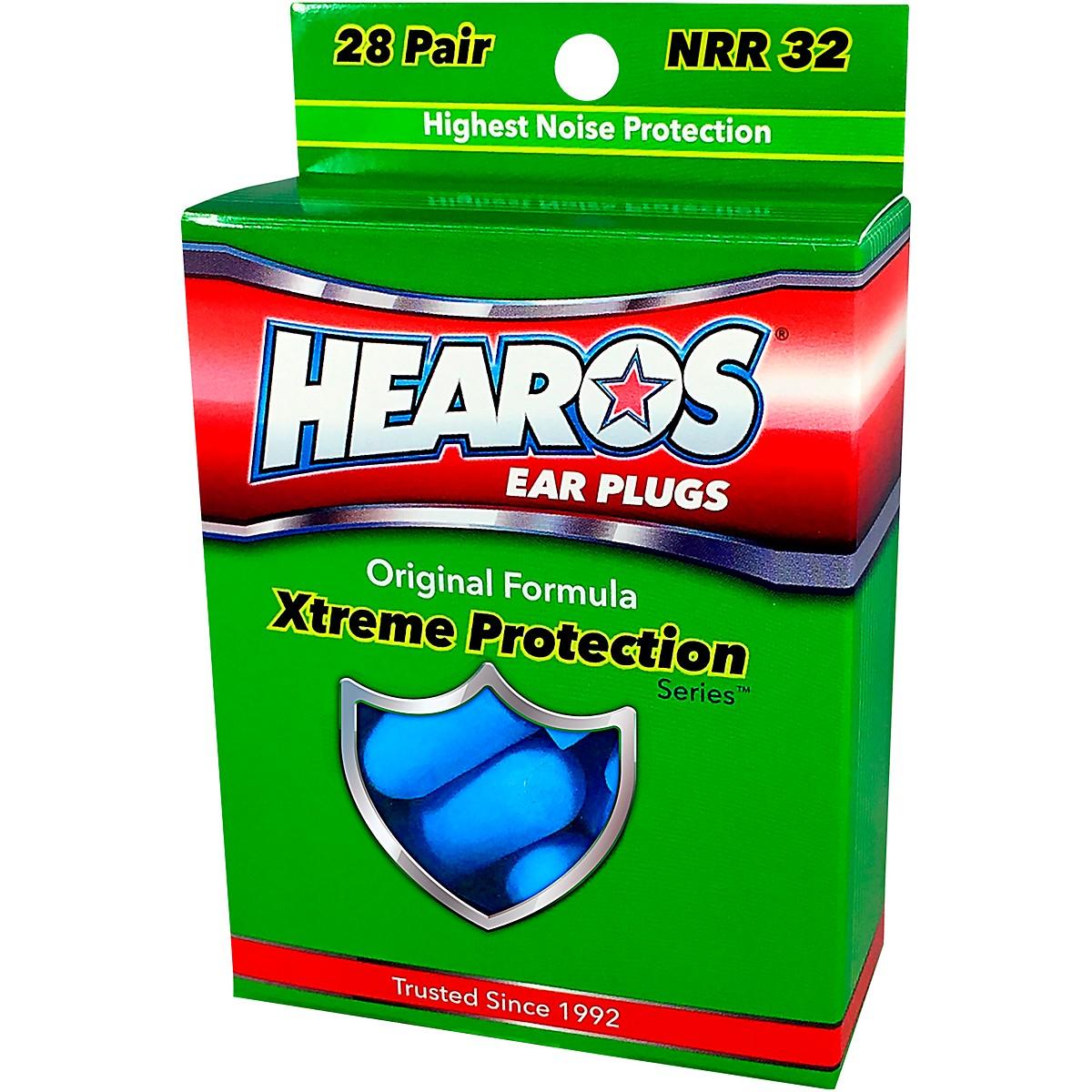 Hearos Xtreme Protection Series Ear Plugs 28 Pair