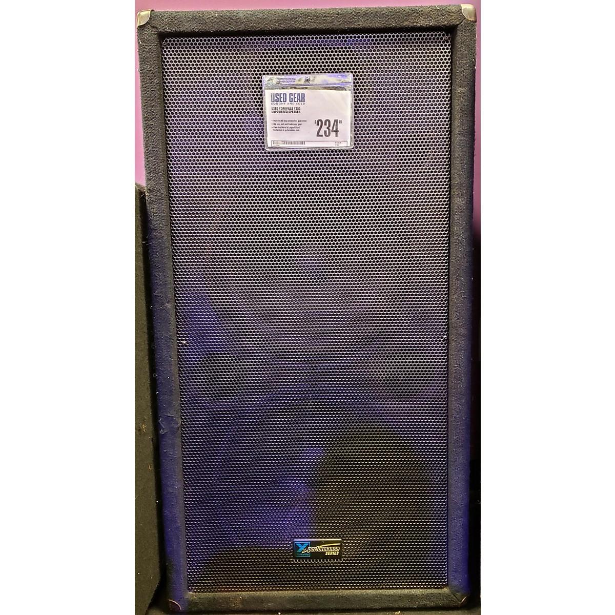 Yorkville Y253 Unpowered Speaker