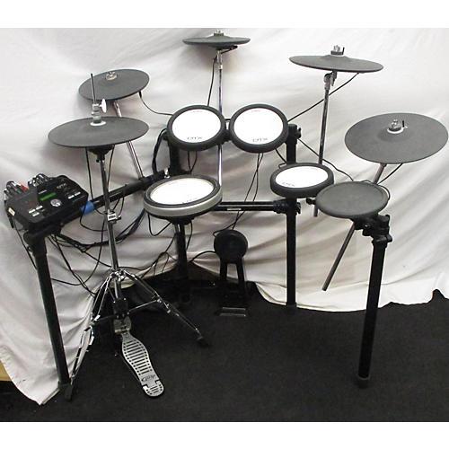 used yamaha yamaha dtx kit electric drum set guitar center. Black Bedroom Furniture Sets. Home Design Ideas