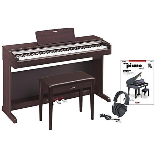 Yamaha YDP-142 Digital Piano Package 2