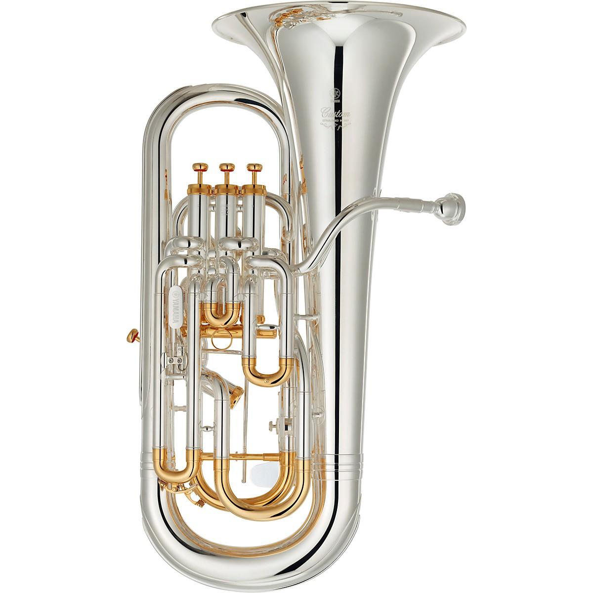 Yamaha YEP-842TS Custom Series Compensating Euphonium