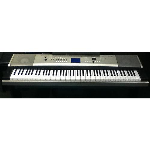 used yamaha ypg535 88 key digital piano guitar center. Black Bedroom Furniture Sets. Home Design Ideas