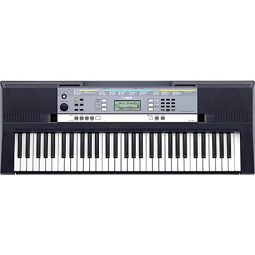 yamaha ypt 240 61 key portable keyboard guitar center. Black Bedroom Furniture Sets. Home Design Ideas