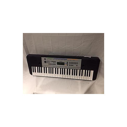 used yamaha ypt 255 portable keyboard guitar center. Black Bedroom Furniture Sets. Home Design Ideas